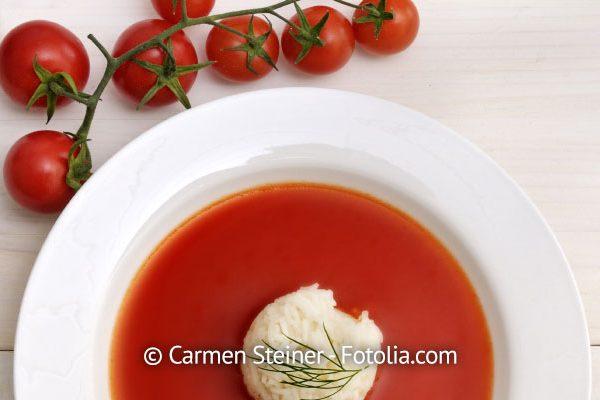Täglich frische Suppen